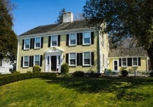 Houses in Concord MA